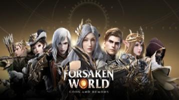 Forsaken World: Gods and Demons Gift Key Giveaway 60192cff1e71f