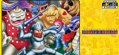 Capcom Arcade Stadium: Free Ghosts 'n Goblins DLC (Switch) 602e5b744872e