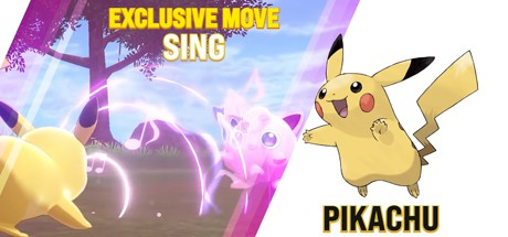 Pokemon Sword and Shield - Special Pikachu Code 60387810357a6
