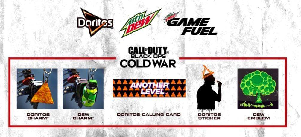 Call of Duty: Warzone e Black Ops – Weapon Skin Call of duty code