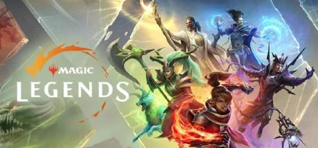 Magic: Legends Open Beta Pack Key