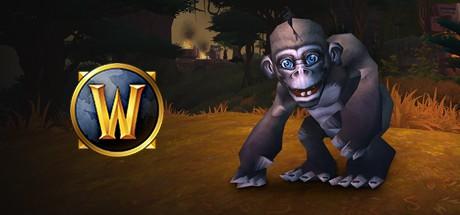 World of Warcraft: Free Bananas Pet