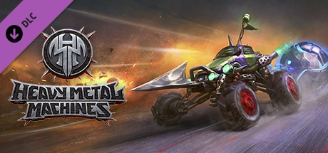 Heavy Metal Machines - Dirt Devil Pack DLC Steam Key