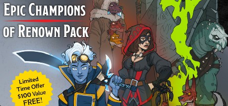 Idle Champions of the Forgotten Realms - $100 value add-on