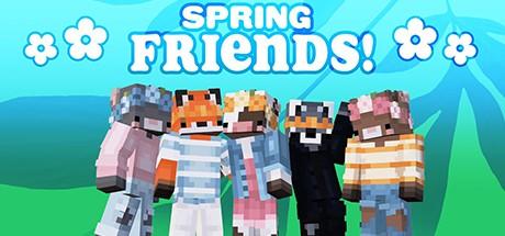 Minecraft - Free Spring Friends Skin Pack