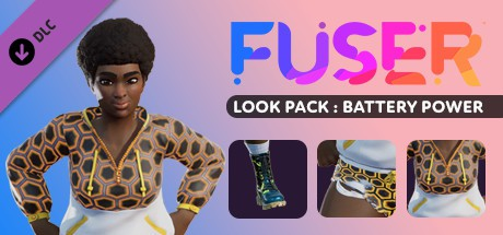 FUSER Battery Power Look Pack Steam Key Giveaway
