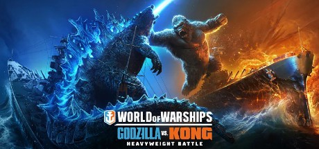 World Of Warships Godzilla vs. Kong Supply Drop Key