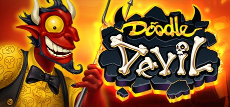 Free Doodle Devil