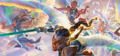 Magic: The Gathering Arena - Avenging Angels Deck Code (60 cards)