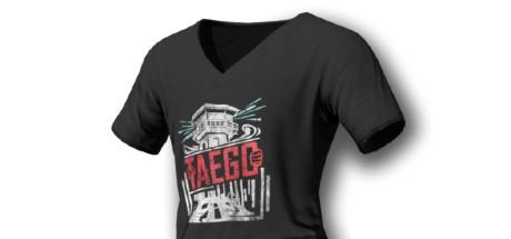 PUBG - Free Taego T-shirt