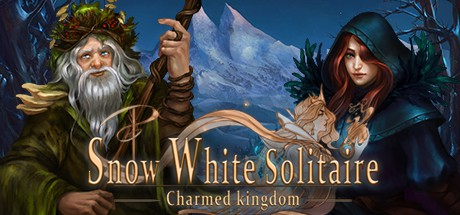 Snow White Solitaire. Charmed Kingdom