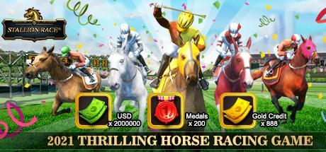 Stallion Race Gift Key Giveaway (Mobile)