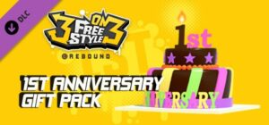 3on3 FreeStyle - 1st Anniversary Special Gift pack