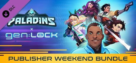 Paladins x gen:LOCK Publisher Weekend Bundle (Steam)