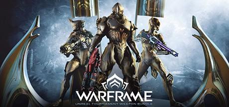 Warframe: Unreal Tournament Weapon Bundle