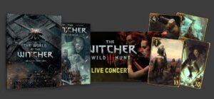 WitcherCon: Free Goodies