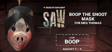 Dead by Daylight: Boop the Snoot Mask Giveaway