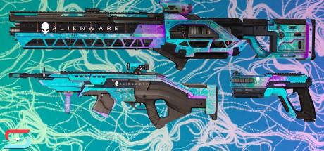 Splitgate Alienware Weapon Wrap Key Giveaway