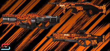 Splitgate SteelSeries Weapon Wrap Key Giveaway