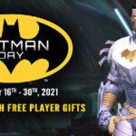 DC Universe Online: Batman Day Gifts