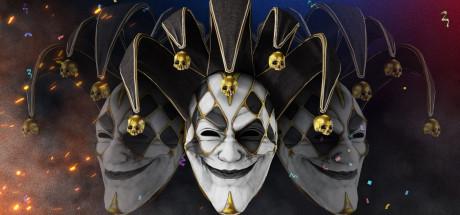 PAYDAY 2: 10th Anniversary Jester Mask Steam Keys